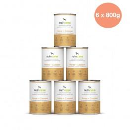 Hvalpefoder til hunde: 6 x 400g Lam + Søde Kartofler